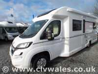 Bailey Autograph 75-4 Motorhome SAVE £3,000 OFF RRP MANUAL 2018