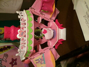 My little pony spa play set