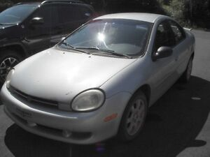 Chrysler Neon 2001 ou Dodge SX