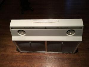 hotte de cuisinière/undercabinet range hood