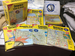 Road Map Books