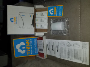 Think Protection Monitored Home Security System-NIB