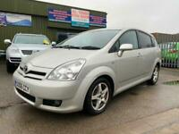 2006 Toyota Corolla Verso 2.2 D-4D TR, 1 Owner Car, 7 Seater, Cruise Control
