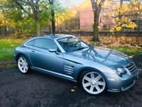 2004 Chrysler Crossfire 3.2 Coupe 2dr Petrol Automatic (243 g/km, 215 bhp)