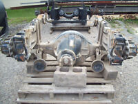 DRIVE AXLE & REAR ENDS FOR TRUCK