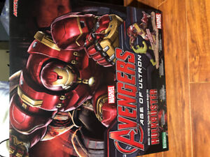 "Avengers Age of Ultron ""Hulkbuster"" ArtFX+ Statue 1/10 Pre paint"