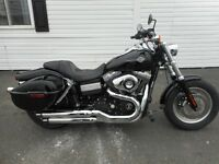 ♠2008 Harley Davidson Fat Bob ♠ Sharp Ride  ♠ GREAT BUY Bedford Halifax Preview