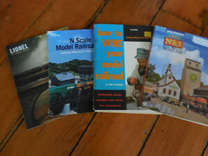 Model Train Books Kingston Kingston Area image 1