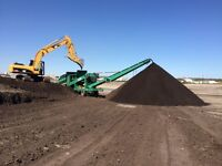 PREMIUM TOPSOIL FOR SALE & DELIVERD