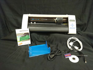 "NEW 15""  Desktop Vinyl Cutting plotter with Artcut 2009"