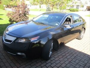 2013 Acura TL SH-AWD Sedan