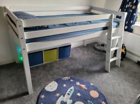Childrens Kids Captains Bed