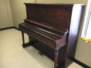 Older Piano looking for new home