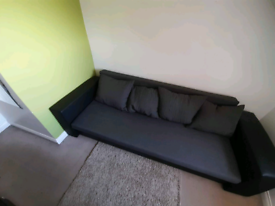 Grey Sofa bed in good condition