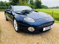2001 Aston Martin DB7 5.9 Vantage Coupe 2dr Petrol Automatic (460 g/km, 420