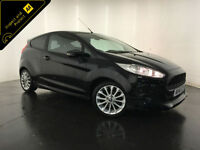 2014 FORD FIESTA ZETEC S TDCI DIESEL 1 OWNER SERVICE HISTORY FINANCE PX WELCOME
