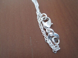 NEW Sterling silver necklaces with pendant Gatineau Ottawa / Gatineau Area image 7