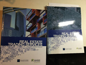 Real estate service textbook and examination book