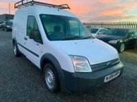 2008 FORD TRANSIT CONNECT High Roof Van L 1,8 TDCi 90ps 106k