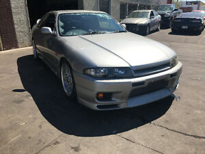 1996 Nissan Skyline R33 GTS Coupe (2 door)