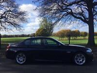 2011 60 BMW 5 SERIES 2.0 520D M SPORT 4D AUTO 181 BHP DIESEL
