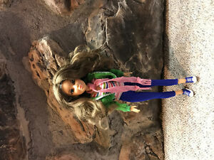 Liv Doll Katie with Clothing Lot Cambridge Kitchener Area image 2