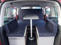 2008 Citroen Berlingo 1.6i 16V VTR 5dr micro campervan micro camper 5 door Mo...