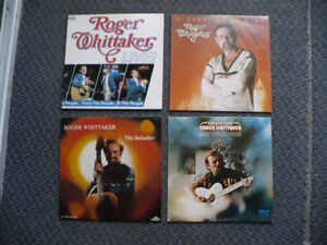 ROGER WHITTAKER VINYLE ( $ 7.00 CH. )( 4 POUR $ 20.00 )