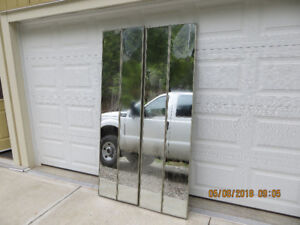 Mirrored Bi-fold Doors