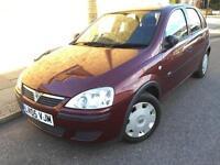 2005 Vauxhall Corsa 1.2 i 16v Life 5dr