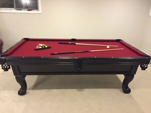 POOL TABLES STARTING FROM $1799.00