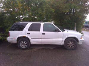2001 Jimmy GMC - For Parts/Mechanic