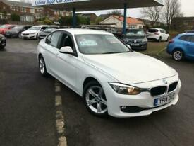 2014 BMW 3 Series 318d SE 4dr SALOON Diesel Manual