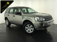 2012 LAND ROVER FREELANDER GS TD4 AUTO SERVICE HISTORY FINANCE PX WELCOME