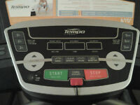 2008 Electric Tempo Fitness Treadmill model 610T for Sale OBO
