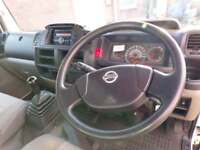 Nissan Cabstar 34.12 SHR C/C DROPSIDE