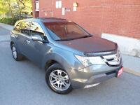 2008 ACURA MDX TECH PACKAGE ,NAVIGATION ,BACK-UP CAMERA, ALLOYS!