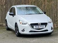 2018 Mazda Mazda2 1.5 Sport Black+ 5dr Hatchback Petrol Manual