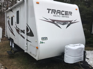 Roulotte Tracer 195M Ultra Lite 22'