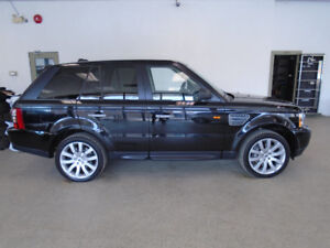 2008  RANGE ROVER SPORT SUPERCHARGED! 125,000KMS! ONLY $17,900!