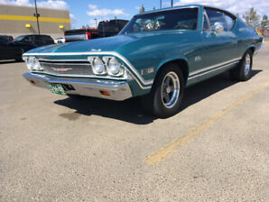 1968 Chevelle (Supercharged)
