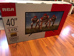 """RCA 40"""" LED Full HD 1080P For Sale, Brand New and Unopened"""