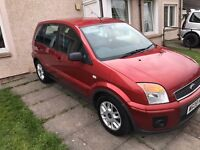 Ford Fusion Zetec Climate, 1.4 automatic *NO OFFERS*