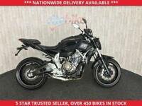 YAMAHA MT-07 MT-07 ABS MODEL WITH 12 MONTH MOT LOW MLS 2014 14