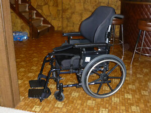 Custom Wheelchair