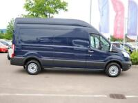 2014 Ford Transit 350 L3 H3 2.2 Tdci RWD 125 PS Diesel blue Manual