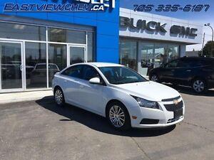 2014 Chevrolet Cruze ECO   - Certified - $97.69 B/W