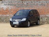 Vauxhall/Opel Zafira 1.9CDTi ( 120ps ) 2009MY Design 6