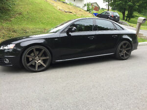 2012 Audi S4 Sedan **With Over 10 000$ Extras**