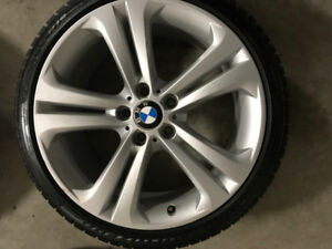 Bmw winter set for sale 19''